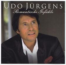 UDO JÜRGENS - CD - ROMANTISCHE GEFÜHLE