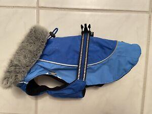 Hurtta Wintermantel Pro blau 24 Hundemantel