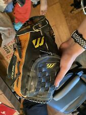 softball mizuno glove
