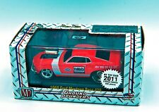 M2 Machines 2011 NY TOY FAIR Ground Pounders 1969 Ford Mustang BOSS 1/429