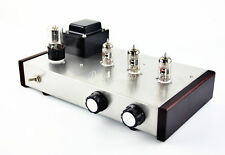 Douk Audio 12AX7 Vacuum Tube Preamp HiFi Stereo Silver Pre-amplifier Marantz M7
