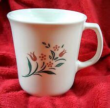 Corelle Mug Cup Coffee Tea Corning Ware Dinnerware Floral Pattern