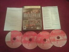 BATTLEFEILD 1942 ANTHOLOGIE HITS COLLECTION FRENCH VERSION PC CD - ROM JEU PC
