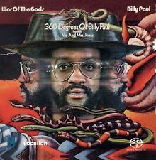 Billy Paul-360 Degrees of Billy Paul/War of the Gods [SACD Hybrid Multi-channel]