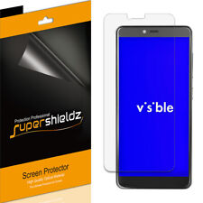 6X Supershieldz Anti Glare (Matte) Screen Protector for ZTE Visible R2