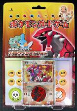 Pokemon Card Game PCG Groudon ex Half Theme Deck Japanese 1st Edition