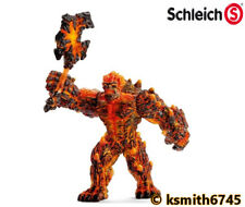 Schleich Eldrador Creatures LAVA GOLEM plastic toy fire rock monster * NEW 💥
