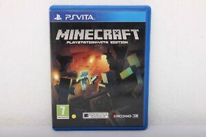 Minecraft Playstation Vita Edition - PS Vita Game - PAL