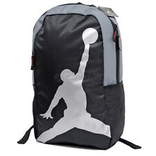 New Nike Air Jordan Jumpman ISO Backpack Bookbag Youth Kids School Laptop Black