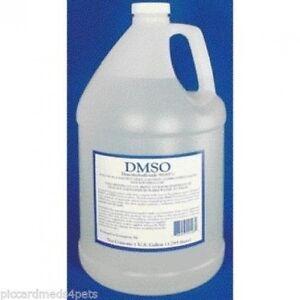 DMSO Liquid Gallon 99% 1 Gallon Pure Dimethyl Sulfoxide Pain & Swelling