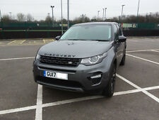 2017 Land Rover Discovery Sport HSE 2,0 Black Edition (Stop/Start)