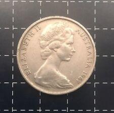 1967 AUSTRALIAN 20 CENT COIN