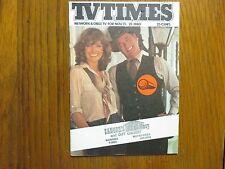 Nov. 15, 1980 TV Times TELE-VUE(DALLAS/LINDA  GRAY/LARRY  HAGMAN/WHO  SHOT J.R.?