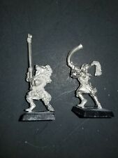 High Elf white lion command metal oop wfb AoS warhammer