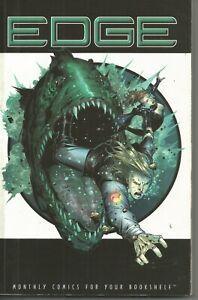 Edge #3 & 7 by Cross Generation Comics (Paperback, 2002)