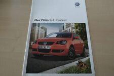 205940) VW Polo 9N - GT Rocket - Prospekt 06/2008