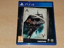 Batman regreso A Arkham PS4 Playstation 4 ** GRATIS UK FRANQUEO **