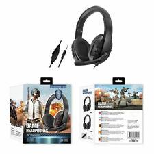 Cuffie Gaming per PC PS4 XBOX ONE Auricolare con Controllo Volume e Microfono