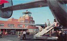 LOUISVILLE KY 1959 People Boarding Eastern Prop @ Standiford Airport VINTAGE 540