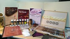 Arabic Calligraphy Set (Qalams, Ink, Lika, Inkwell, Papers, Sulus NASKH Book) P2