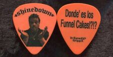 SHINEDOWN 2010 Carnival Madness Tour Guitar Pick!!! custom concert stage Pick #2