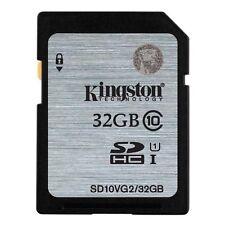 Kingston 32gb SDHC Class 10 Uhs-i Card