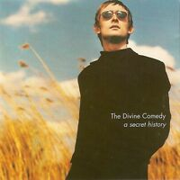THE DIVINE COMEDY 'A SECRET HISTORY' 17 TRACK CD