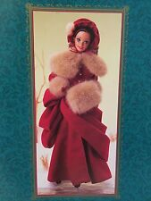 HOLIDAY 1994 BARBIE VICTORIAN ELEGANCE SKATING DOLL SPECIAL EDITION CHRISTMAS !