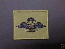 Singapore rigger airborne special forces commando para wing badge halo haho