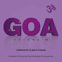 GOA VOL.66  2 CD NEU