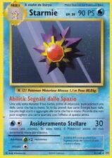 CARTA POKEMON - STARMIE - 31/108 - 90 PS  - IN ITALIANO - RARA - USATA