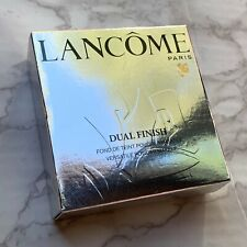 Lancome DUAL FINISH Multi-tasking Powder & Foundation in One *520 SUEDE (W)