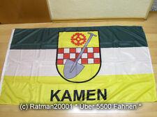 Fahnen Flagge Kamen Kleingarten Digitaldruck - 90 x 150 cm