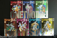 Jing King of Bandits Original Manga Complete set MZKC