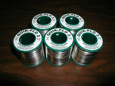 5 ea.1 pound rolls LEAD FREE Stained Glass Solder from Eagle Solder