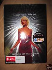 Battlestar Galactica Season 4 Part 1 DVD TV R4 Sealed