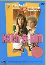 KATH & KIM - SEASON 1 (2 DVD SET) BRAND NEW!!! SEALED!!!