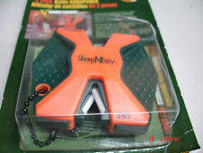 Accusharp SharpNeasy Orange Two Step Knife Sharpener