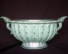 GUSTAVSBERG ARGENTA Pottery Bowl Wilhelm Kage 1930