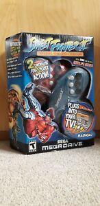 Radica Sega Megadrive Streetfighter 2/Ghouls N Ghosts Plug In And Play TV Game