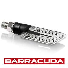 Barracuda - Quadra LED Motorcycle Indicators x2 Pairs - Yamaha MT 07