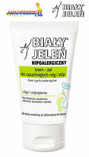 BIALY JELEN HYPOALLERGENIC CREAM AND GEL FOR SWOLLEN LEGS FEET 100ml