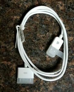 APPLE ORIGINAL USB to 30 pin IPOD cable for original Iphone, Ipad, Shuffle, Nano