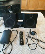 Logitech Pure-Fi Elite 80W Loud iPod/ iPhone MP3 Stereo System Dock
