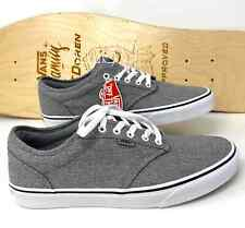 Sneakers Men's VANS ATWOOD Static Heather Grey Canvas VN000TUYU0U