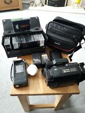 Mitsubishi Cx4 Camcorder And Other Camcorder Accessories Joblot