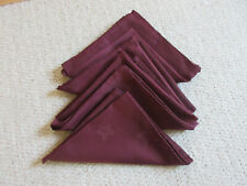 Cloth Napkins x 6.   BNWT