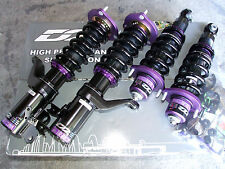 D2 RACING RS 36WAYS ADJUSTABLE COILOVERS 02-06 ACURA RSX