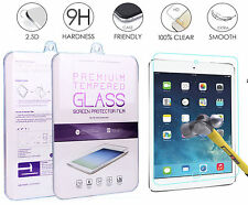 "100% Genuine Clear Tempered Glass Screen Protector For iPad Pro 9.7"" A1673 A167"