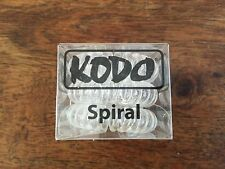 Kodo Hair Bobbles Invisible Hair Band Pack Of 3 Choose From 14 Colours,No Tangle